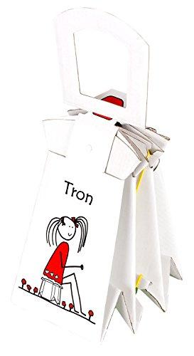 Tron - Vasino pieghevole per bambini