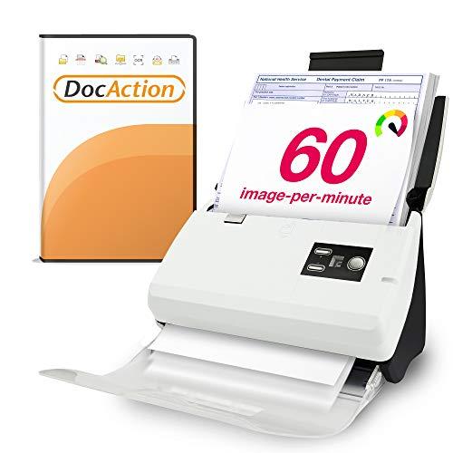Plustek PS30D Duplex Document Scanner: with...