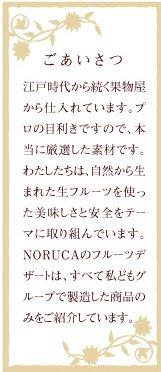 NORUCA『冷凍りんご』