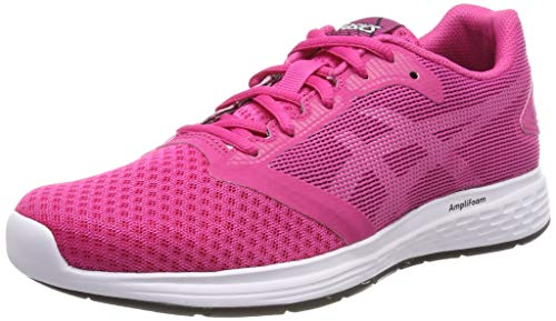 ASICS Patriot 10, Scarpe da Running Donna, Rosa (Fuchsia Purple/White 501), 37 EU