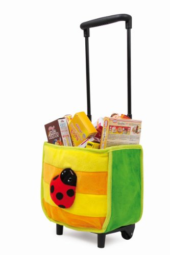 Small Foot Company (smb5v) - 8294 - Jeu D'imitation - Commerçant - Caddy pour Enfants
