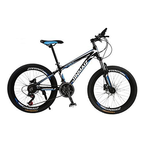 YUANP Bicicleta De Montaña X1 Bicicleta 26'27 Velocidad Duai Bicicleta con Freno De Disco,B