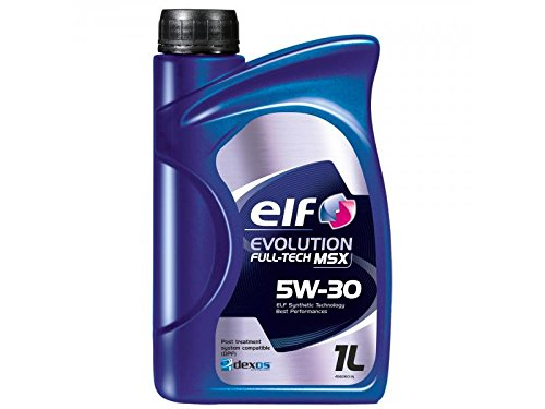 ELF EVOLUTION FULL TECH MSX 5W-30 1LT LITRO 100% sintetico