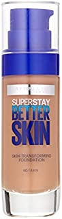 Maybelline SuperStay Better Skin Liquid Foundation Fawn 30ml
