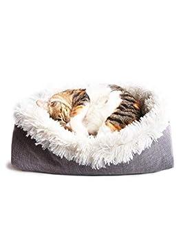 NOWAYTOSTART Matelas pour Chien Dehoussable Panier Lit pour Chat Animaux Favoris Coussin Chat Amovible Et Lavable Four Seasons Cat Fournitures