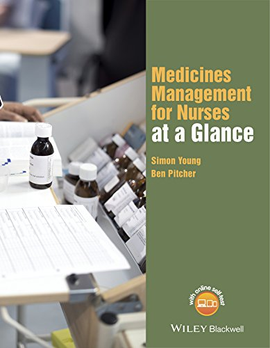 Medicines Management for Nurses at a Glance (At a Glance (Nursing and Healthcare)) download ebooks PDF Books