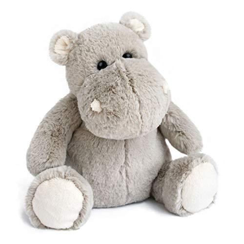 Histoire d'Ours HO2903 Hippo'dou, 25 cm, grau