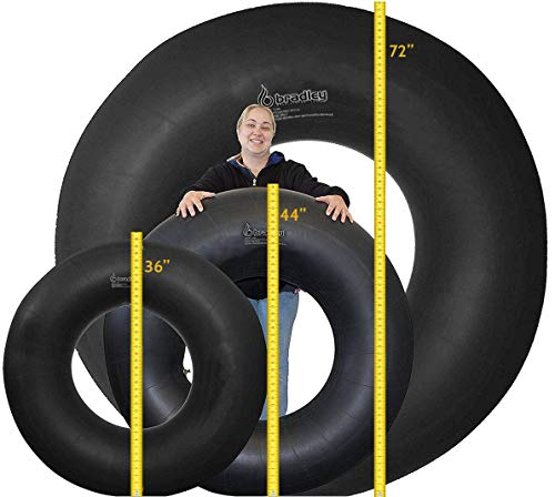 "Bradley 44"" Rubber Snow Tube 