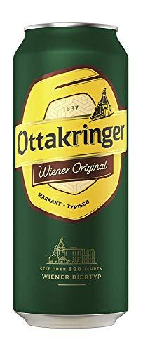 Ottakringer (Wiener Original, 24x 0,5l Dose)