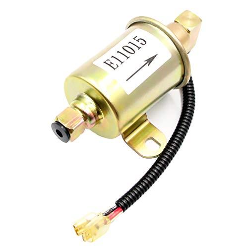 E11015 Car Electric Fuel Pump for CumminsA029F887 A047N929 149-2620 HGJAB HGJAC Airtex E11015 GMB 596-1160 Herko RV008, Fits Onan 5500 5.5KW Gas Generator Marquis Gold Rialta RV 5500 EVAP Motor