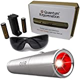 Quantum Rejuvenation® Introductory Sale - Red Light Therapy Device - FDA Registered Advanced Pain Relief - Joint & Muscle Reliever - Medical Grade