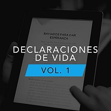 Declaraciones De Vida, Vol. 1