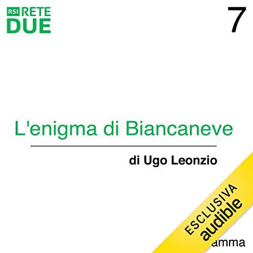 L'enigma di Biancaneve 7 cover art