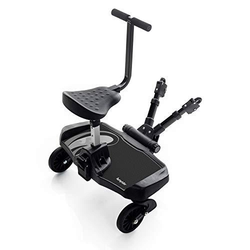 Bumprider Sit Stroller Board Black