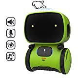 REMOKING STEM Educational Robot for Kids,Dance,Sing,Speak,Walk in Circle,Touch Sense,Voice Control, Learning Partners