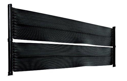 Miganeo® Pool Solarmatte LDPE 0.7 x 6 m, für Pools bis 20 CBM Wasserinhalt, Schlauchanschluss 32/38 mm