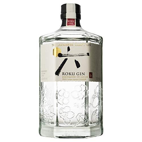 Roku Gin 0,7 Liter 43% Vol.