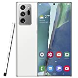 Dilwe1 Unlocked Smartphones, 6+64G MTK6889 Mobile Phone, 1440x3088 LCD HD Dual Cards Dual Standby Cell Phones Built-in 4800mAh Battery for Android 10.