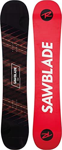 Rossignol Sawblade - Tabla de snowboard para hombre, 155 cm