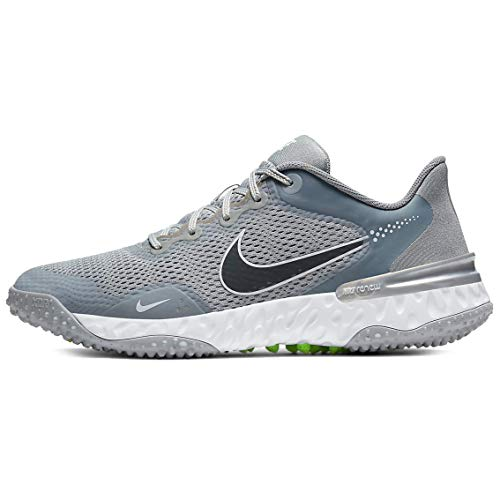 Nike Alpha Huarache Elite 3 Turf Mens Basketball Turf Cleats Ck0748-002 Size 10.5