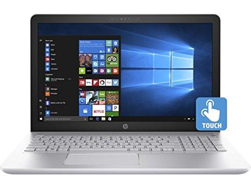 2018 Flagship HP Pavilion 15t Business 15.6' FHD IPS Touchscreen Laptop - Intel Quad-Core i7-8550U 1.8GHz 16GB DDR4 256GB SSD+1TB HDD Backlit Keyboard WLAN Bluetooth HDMI HD Webcam USB Type-C Win 10