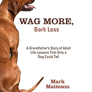 Wag More, Bark Less cover art