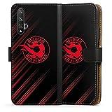 Étui Compatible avec Huawei Honor 20 Étui Folio Étui magnétique Diables Rouges Produit sous...