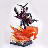 Gddg Anime Statue Modeljapan Anime ACCIÓN Figura Naruto Akatsuki Uchiha Itachi GK Estatua Estatua Mo...