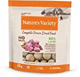 Natures Variety Dog Adult Freeze Dried Pure Whole Food Lamb 120Gm