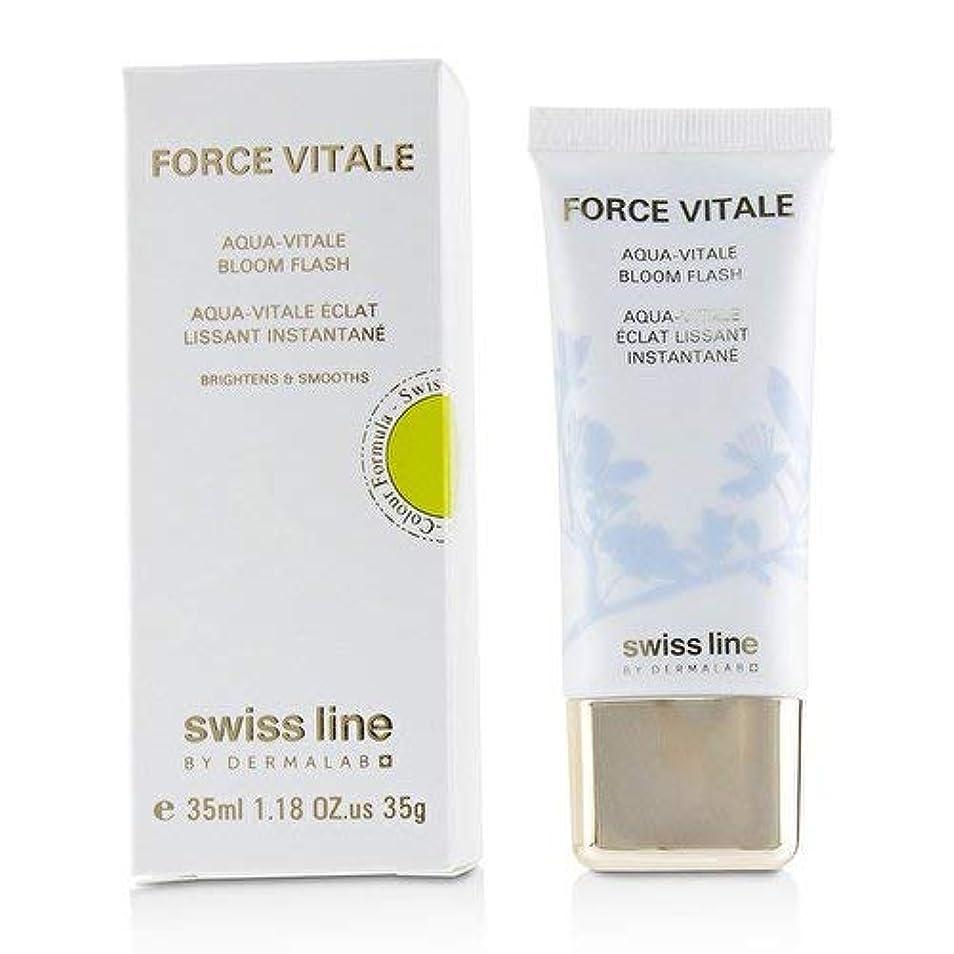 誤解刺激する使用法スイスライン Force Vitale Aqua-Vitale Bloom Flash 35ml並行輸入品