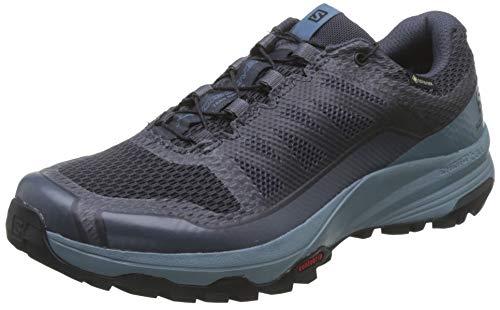 Salomon Damen Trail Running Schuhe, XA DISCOVERY GTX W, Farbe: grau (india ink/bluestone/black) Größe: EU 40 2/3