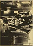 HUYUEXIN Canvas Poster Sin City/Jessica Alba/Bruce Willis