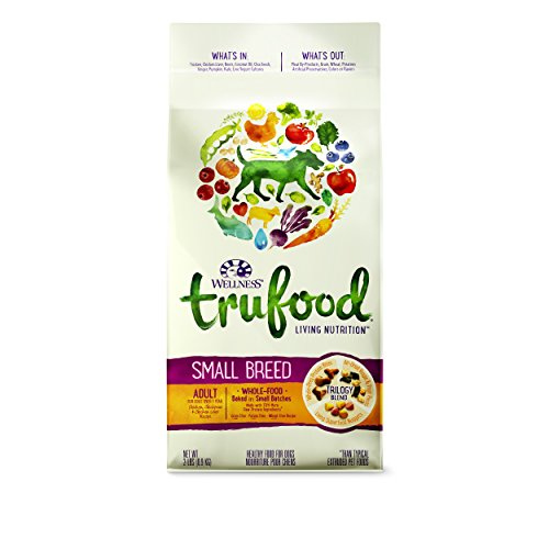 Wellness TruFood Baked Blends Natural Grain Free Small Breed Dry Dog Food - Chicken, Chickpeas &...