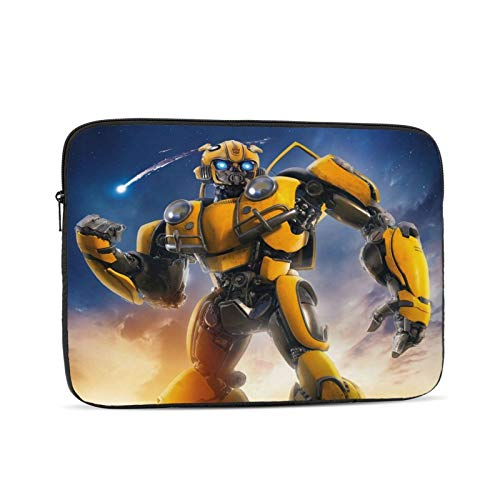 Bumblebee Laptop Sleeve Case Classic Notebook Computer Bag Slim Tablet Briefcase Business Travel Outdoor Black 15 inch