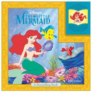 Hardcover Story Teller Little Mermaid Book