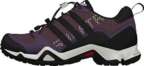 adidas Terrex Swift R W - Zapatillas para Mujer, Color Rosa/Negro/Morado, Talla 36 2/3
