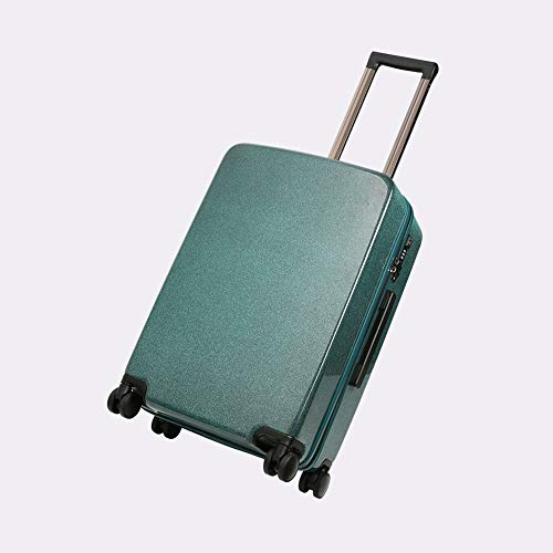 GNNHY 20 Inch Star Trolley Case Knipperende Koffer, Unisex Waterdichte Bagagetas TSA Password Box Hand Bag Boarding The Chassis