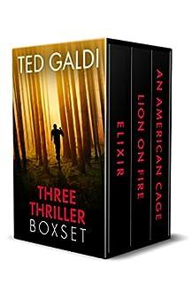 Three Thriller Boxset by [Ted Galdi]