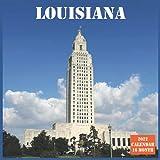 Louisiana Calendar 2022: Official US State Louisiana Calendar 2022, 16 Month Calendar 2022