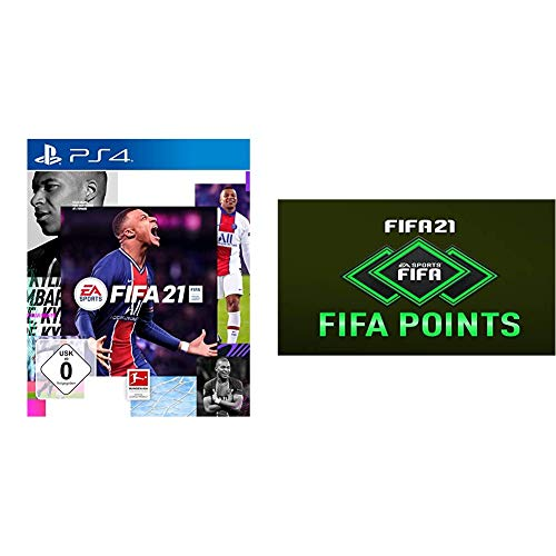FIFA 21 [PS4] + 2200 FIFA Points [PS4 Download Code]