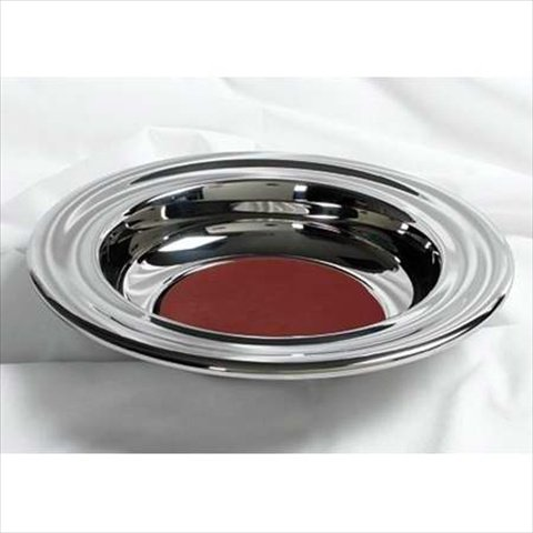 Communion Silvertone Bread Plate Stacking Stainless B /& H Publishing Group