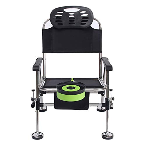 Chaises de pêche Chaise De Sport en Plein Air Chaise De Camping Chaise Pliante Chaise Multifonctionnelle en Fauteuil Peut Supporter 150 Kg Cadeau