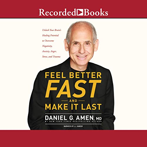 Feel Better Fast and Make It Last cover art