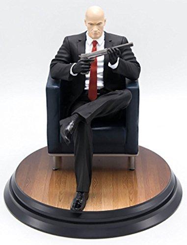 Hitman Agent 47 Chessmaster Figur Statue