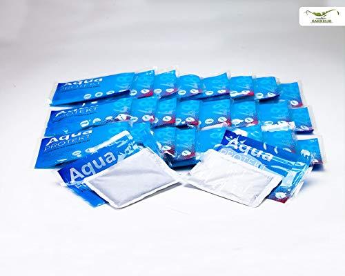 Garnelio Aqua Protekt - Heatpack, Heat Pack, Aquapack, 48 Stunden Wärmedauer, Transportwärmer, Tierversand, Pflanzenversand, Menge:10 STK.