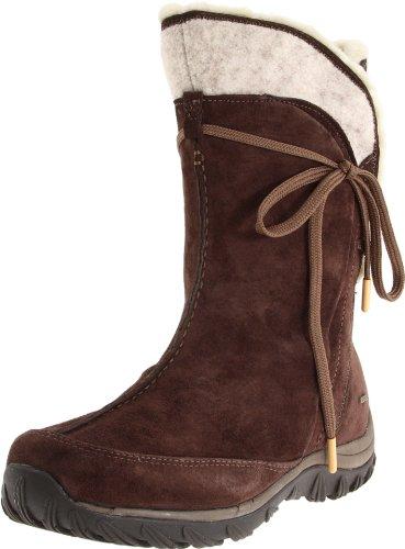 Patagonia Attlee Tie Boot Espresso Größe 37,5