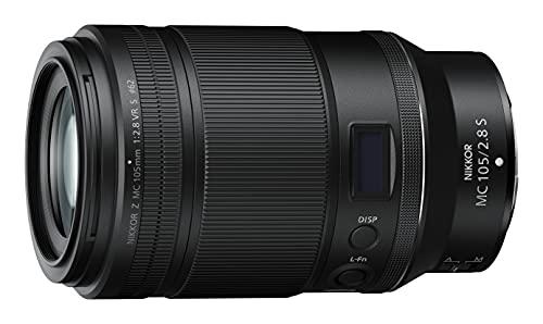 Nikon 単焦点マクロレンズ NIKKOR Z MC 105mm f/2.8 VR S Zマウント フルサイズ対応 Sライン NZMC105