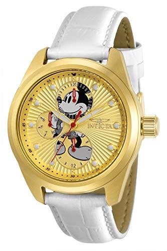 Invicta Disney - Mickey Mouse 34094 Reloj para Mujer Cuarzo - 38mm