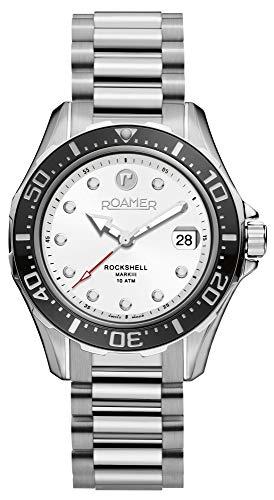 Roamer Rockshell Mark III Automatik Armbanduhr 220660 41 25 20