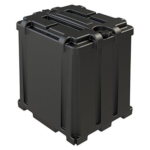 NOCO HM462 Dual L16 Commercial-Grade Battery Box , Black